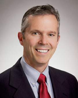 John Gargaro, MD Named President and CEO